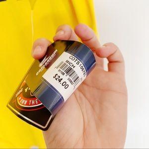 Colosseum Shirts - 🛍NWT Michigan Yellow T-shirt, Go Blue, XXL